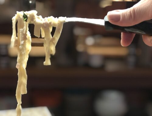 The History of Fettuccine Alfredo