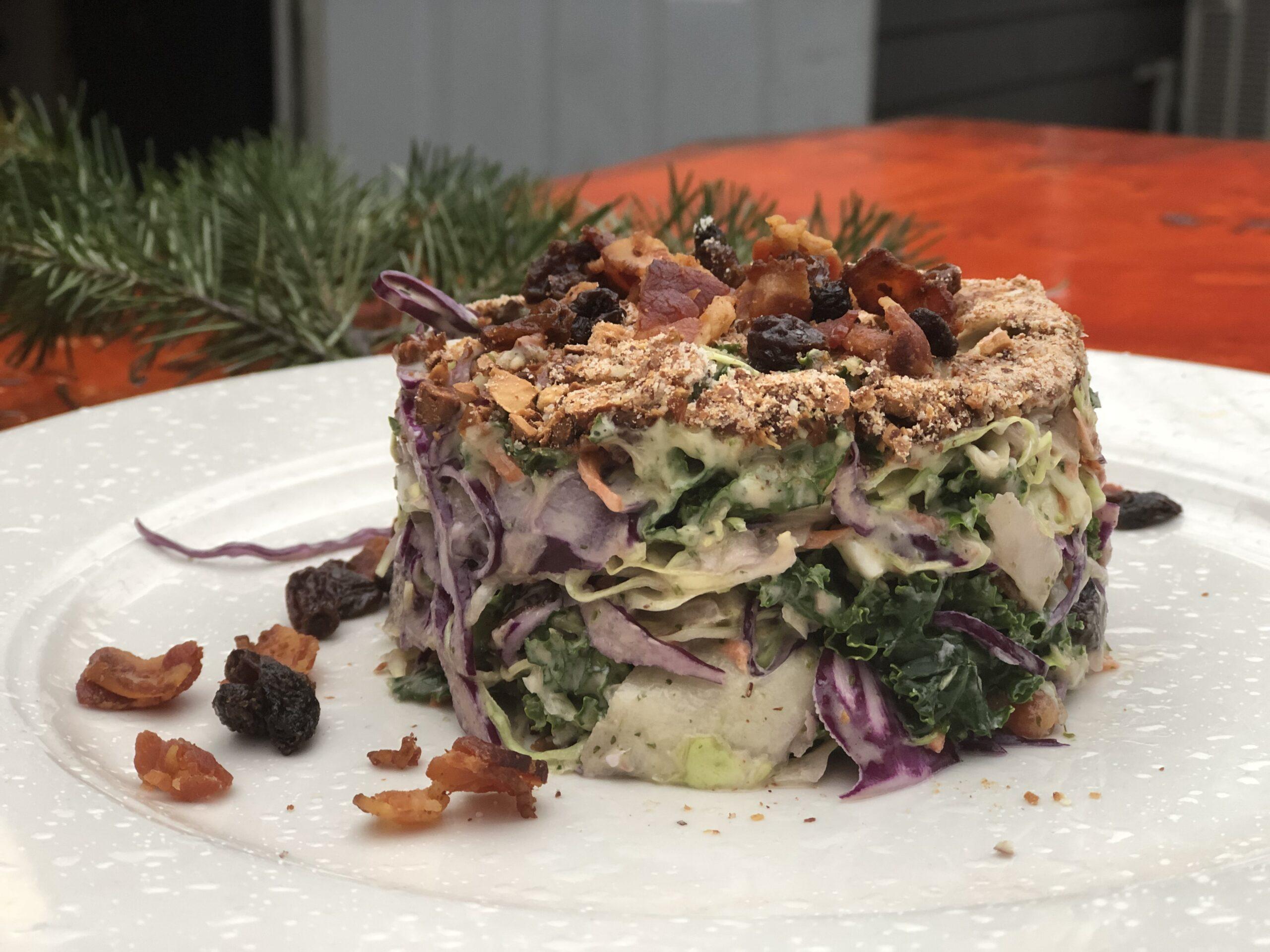 Ricardo's Slaw Salad