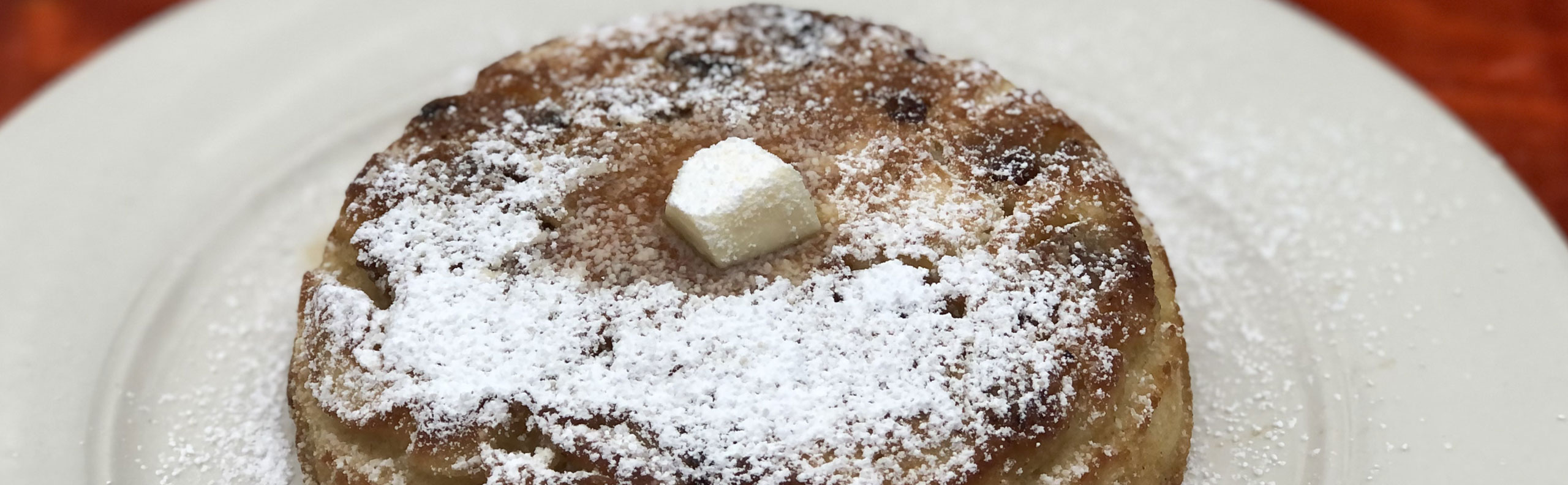 Amelia's Amazing Stuffed Pancake