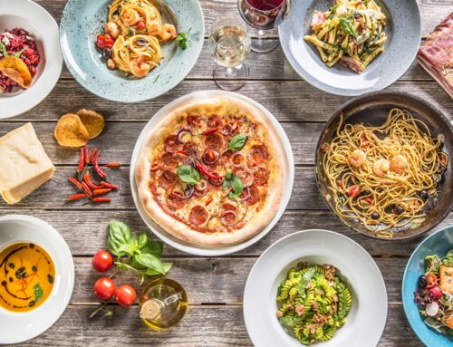 A Deep Understanding Of The Italian Food Culture