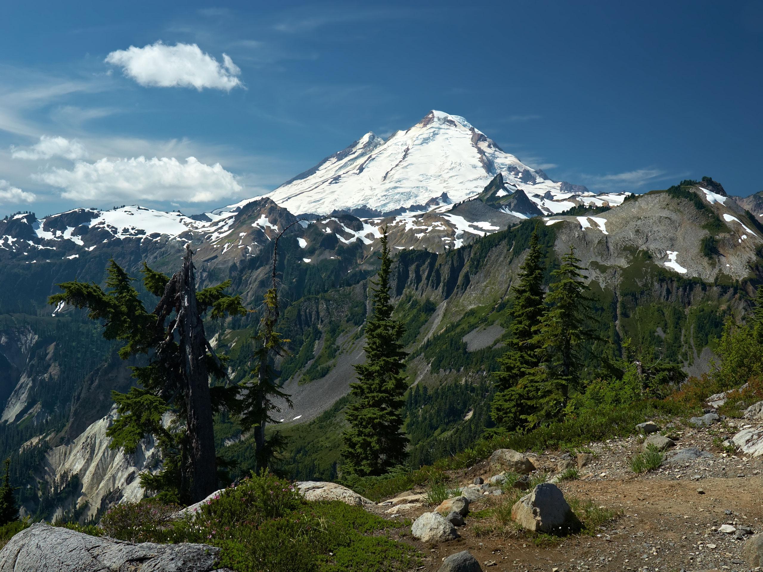 Mt. Baker Washington
