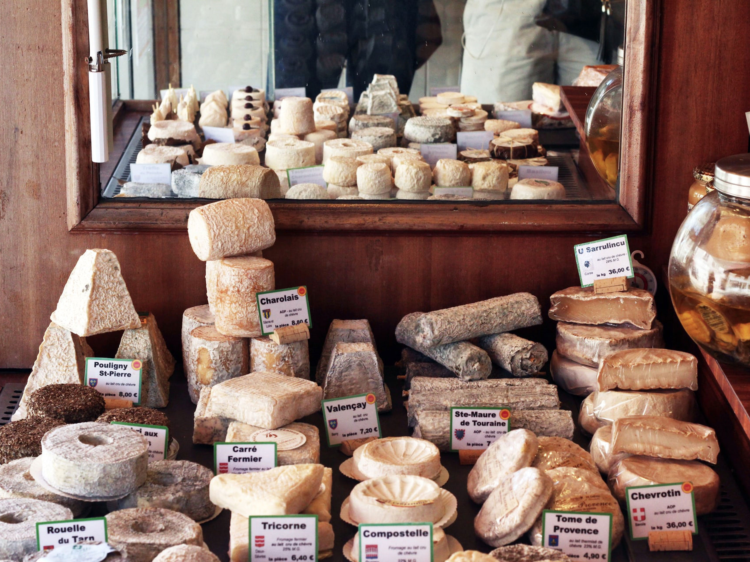 Top Italian Cheeses